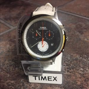 Timex chronograph watch , new in box